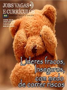 JOBS VAGAS E CURRÍCULOS Nº 10 - JUNHO 2015
