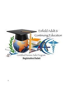 Enfield Adult Education Brochures