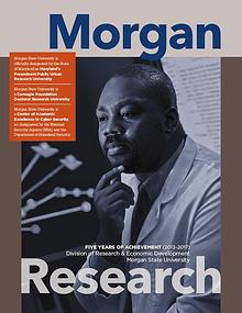 Five Year Achievements Morgan State University Research Magazine