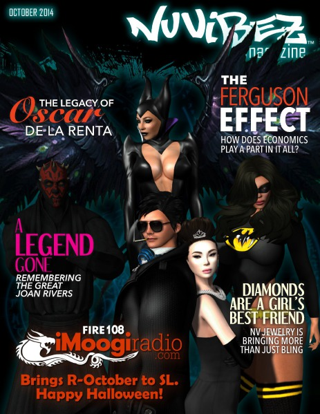 Nu Vibez and Roleplay Guide Magazine - October 2014