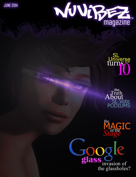 Nu Vibez and Roleplay Guide Magazine - June 2014