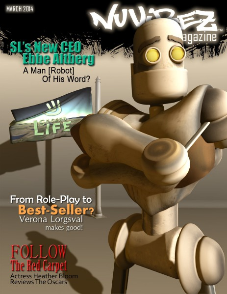 Nu Vibez and Roleplay Guide Magazine - March 2014