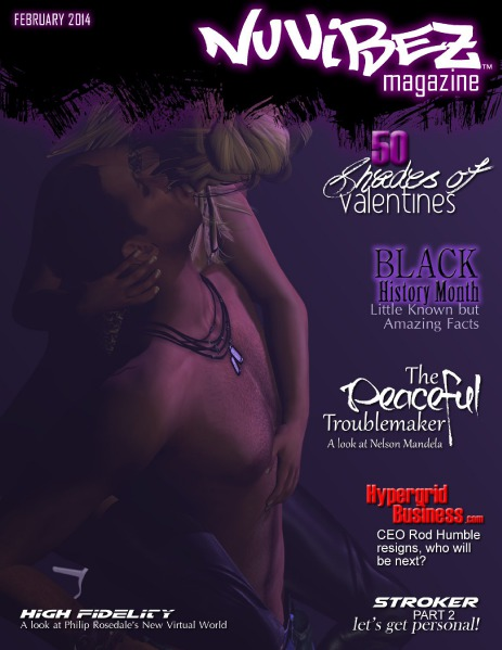 Nu Vibez and Roleplay Guide Magazine - February 2014