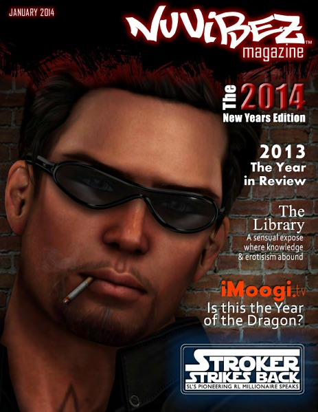 Nu Vibez and Roleplay Guide Magazine - January 2014