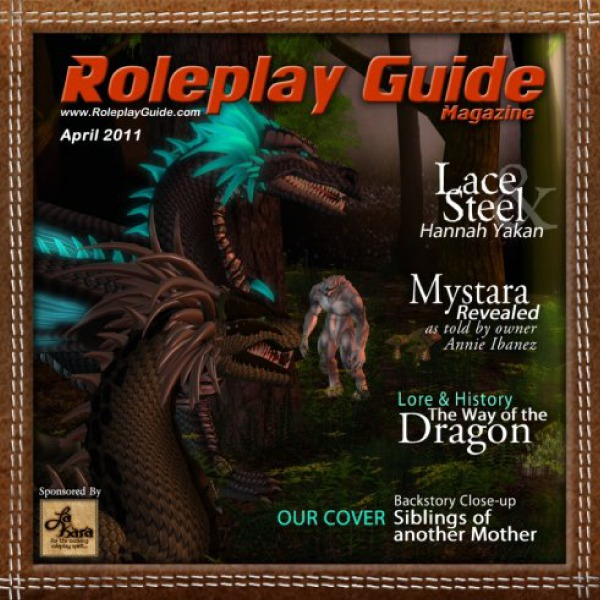 Nu Vibez and Roleplay Guide Magazine - April 2011