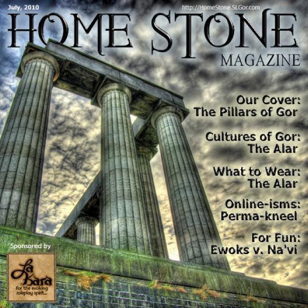Home Stone Magazine July 2010