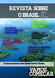 Revista Sobre Brasil Magazine about BrazilMagazine about BrazilMagazine about Brazil