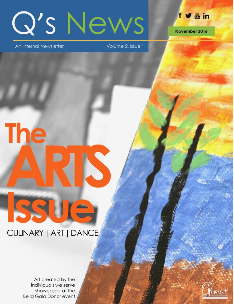 Internal Newsletter Volume 2, Issue 1