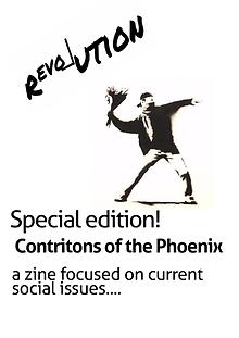 contritions of the phoenix zine