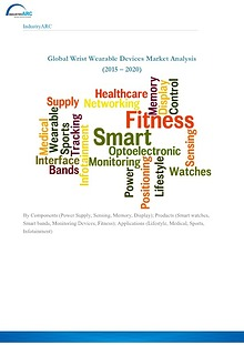 Wrist Wearable Devices Market to Reach $35 billion by 2020