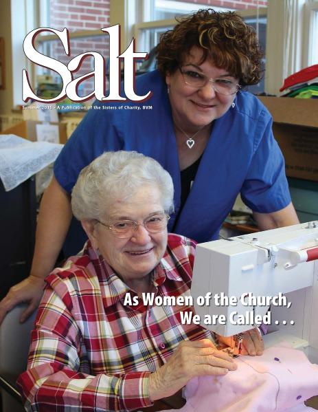 SALT Spring/Summer 2015 Vol. 43 No. 3