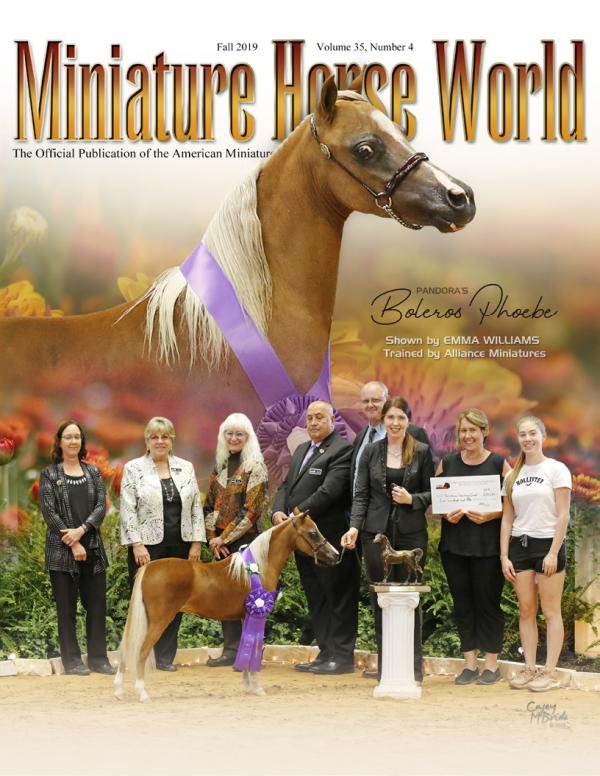 2019 Miniature Horse World - Fall Edition