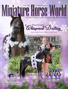 2020 Miniature Horse World Winter Edition Magazine