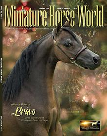 2016 Miniature Horse WORLD Issues