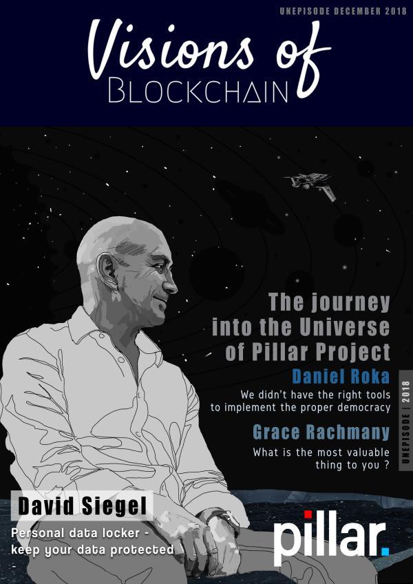 Visions of Blockchain Magazine Visions of Blockchain Pillar Unepisode