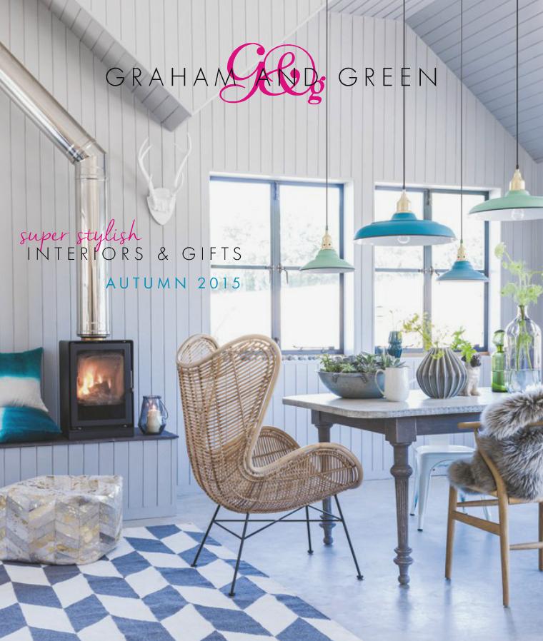 Graham and Green Autumn 2015
