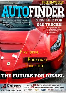 AutoFinder Magazine