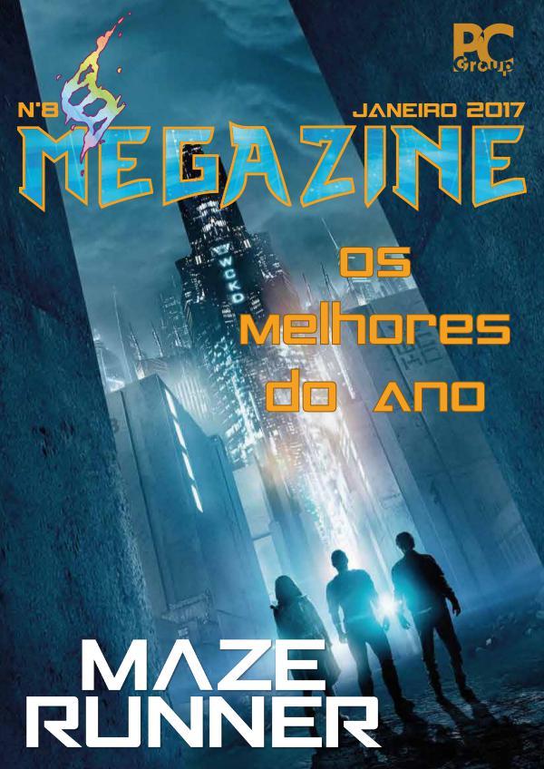 MegaZine 8 - Janeiro 2018