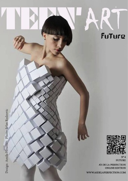 R Magazine, Ex-TeenArt_Issue 1_Authenticity Jul. 2014