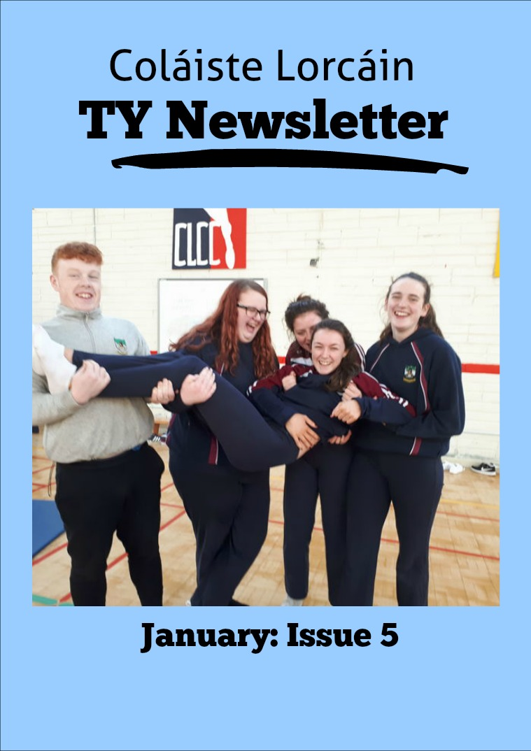 TY Issue 5 January issue