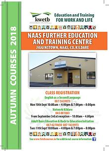 KWETB Further Education and Training Brochure