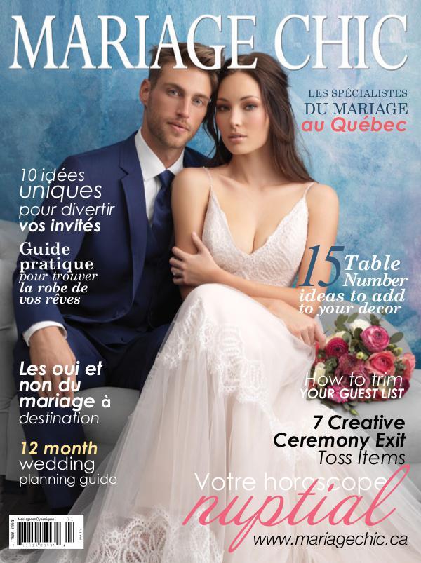 Mariage Chic 2019 MARIAGE CHIC 2019
