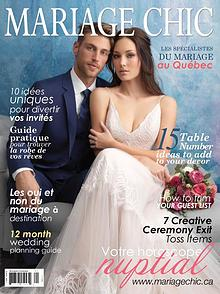 Mariage Chic 2019