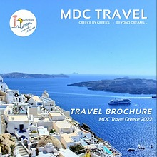 Greece Travel Brochure
