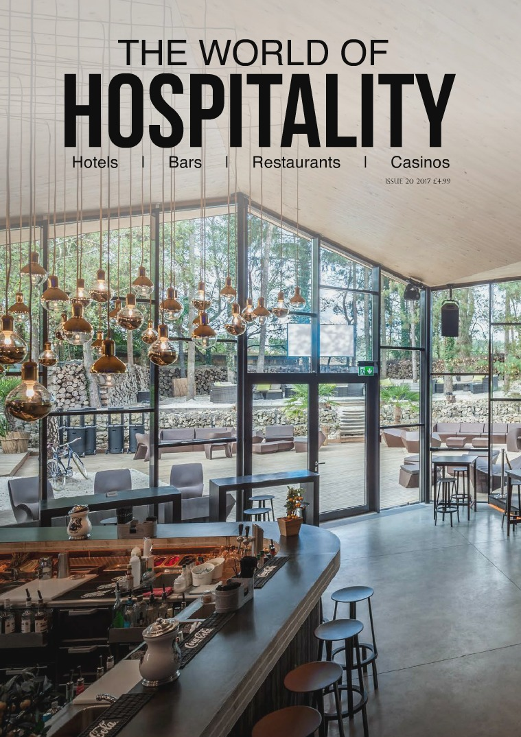 The World Of Hospitality Issue 20 2017