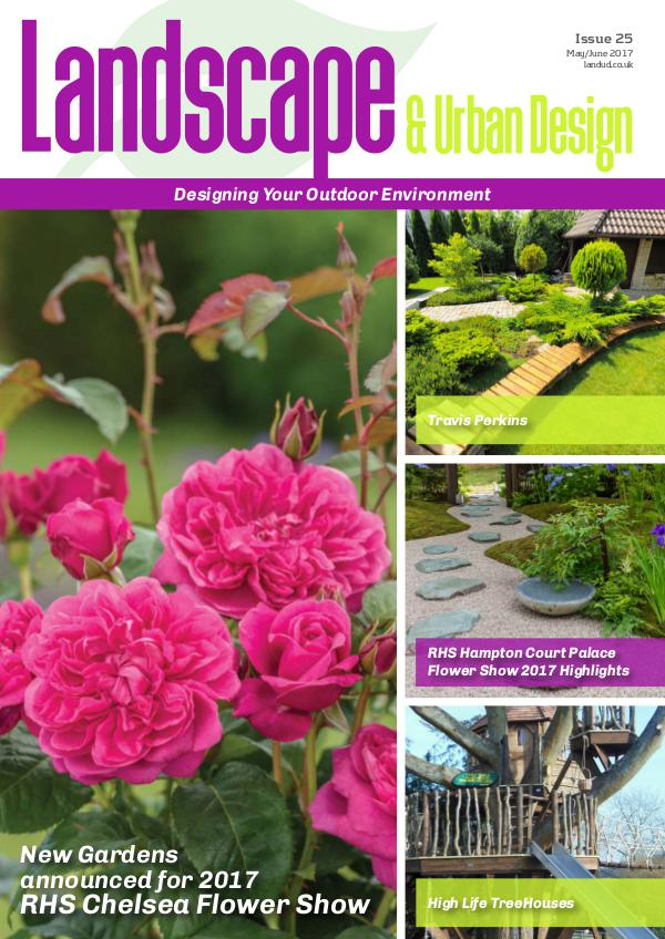 Landscape & Urban Design Issue 25 2017