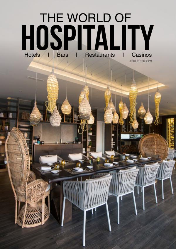 The World Of Hospitality Issue 22 2017