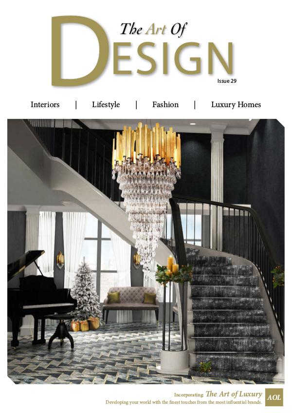 The Art of Design Issue 29 2017
