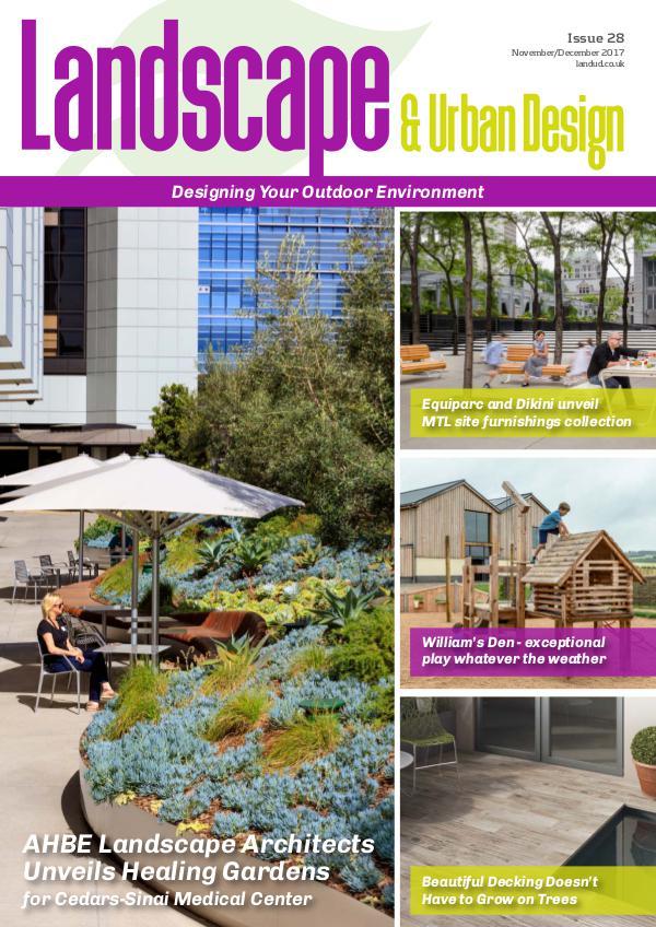 Landscape & Urban Design Issue 28 2017