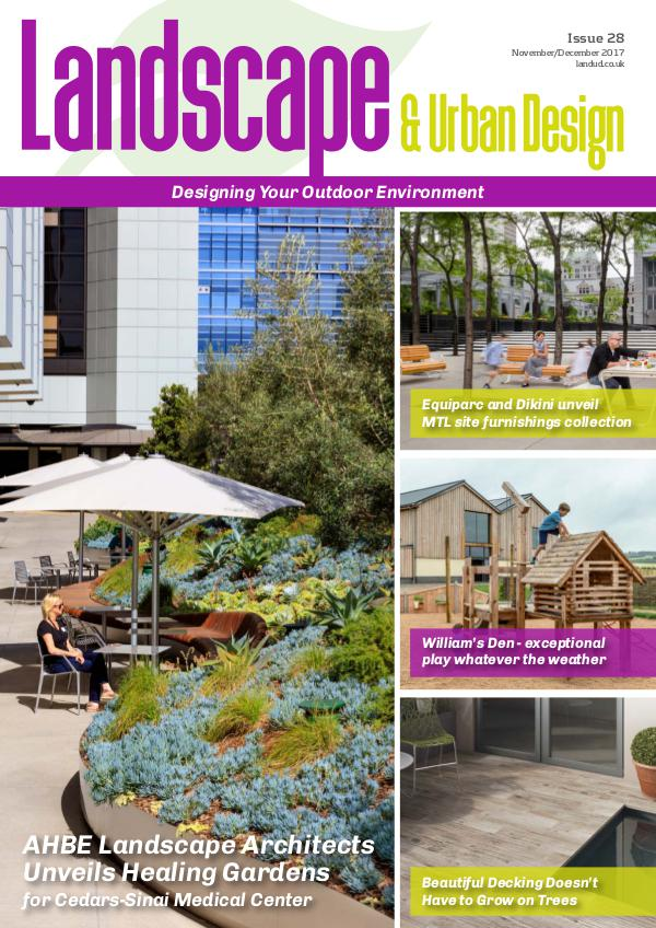 Landscape & Urban Design Issue 28 2017