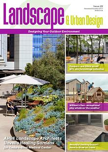 Landscape & Urban Design