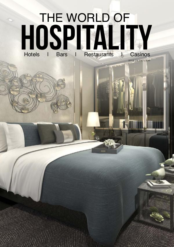 The World Of Hospitality Issue 24 2017