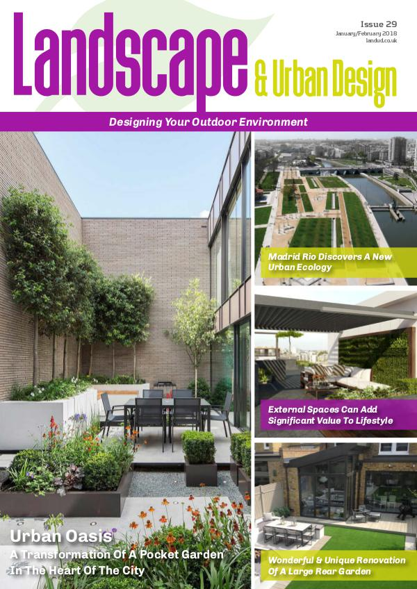 Landscape & Urban Design Issue 29 2018
