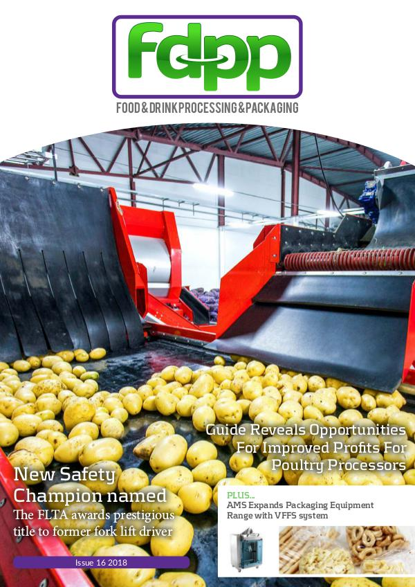 Food & Drink Process & Packaging Issue 16 2018