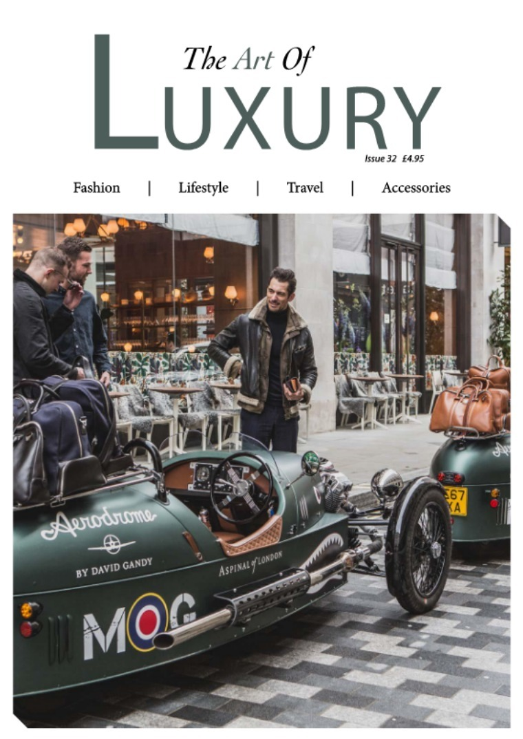 The Art of Luxury Issue 32 2018