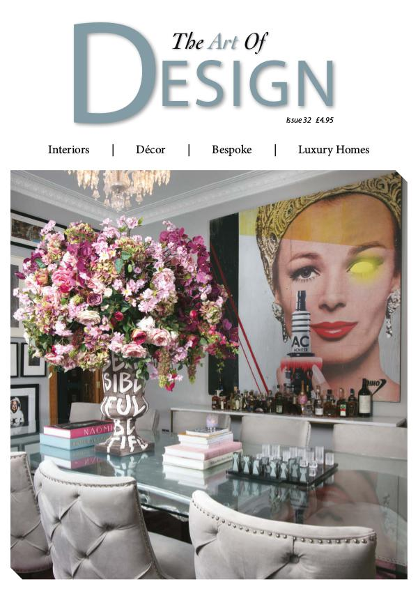 The Art Of Design Issue 32 2018
