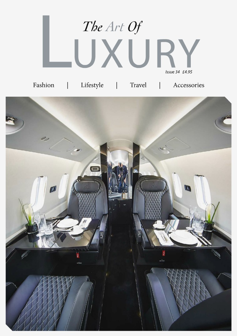 The Art of Luxury Issue 34 2018