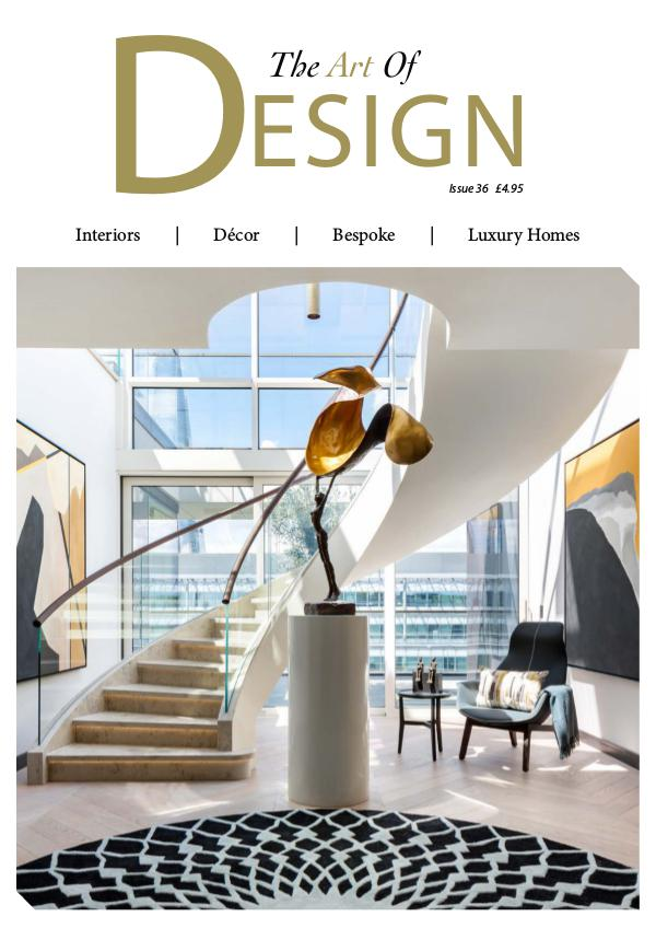 The Art of Design Issue 36 2019