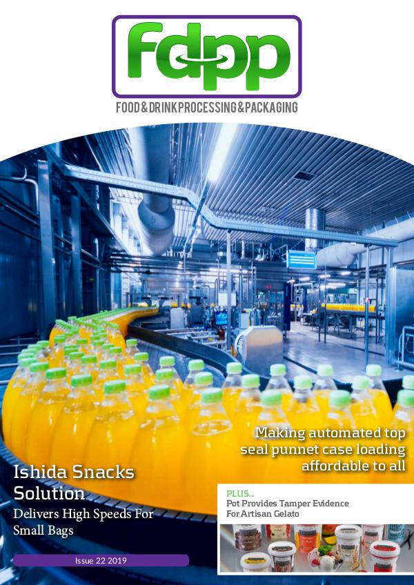 Food & Drink Process & Packaging Issue 22 2019
