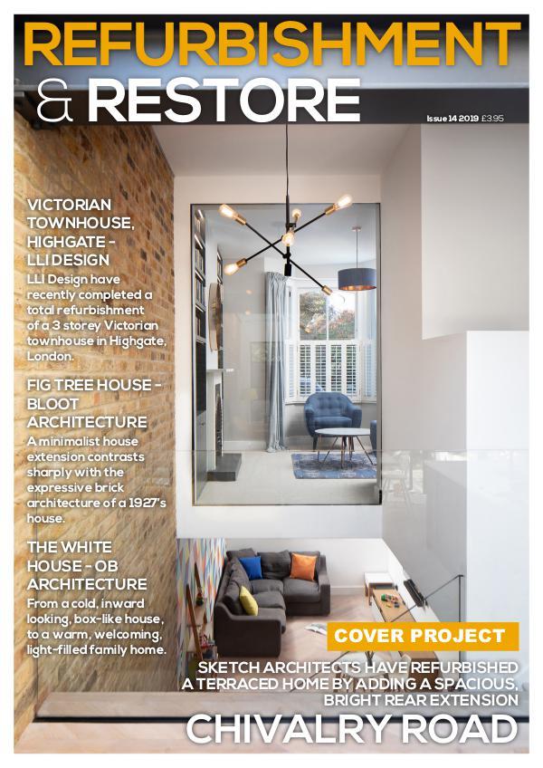 Refurbishment and Restore Issue 14 2019