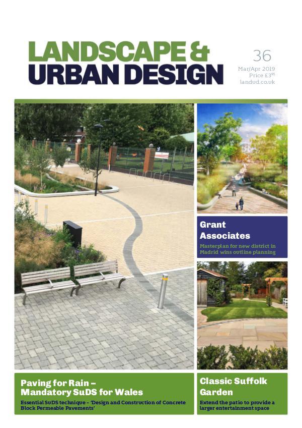 Landscape & Urban Design Issue 36 2019