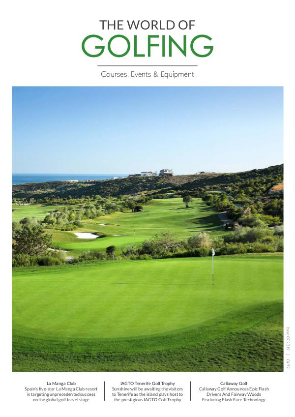 The World of Golfing Issue 07 2019