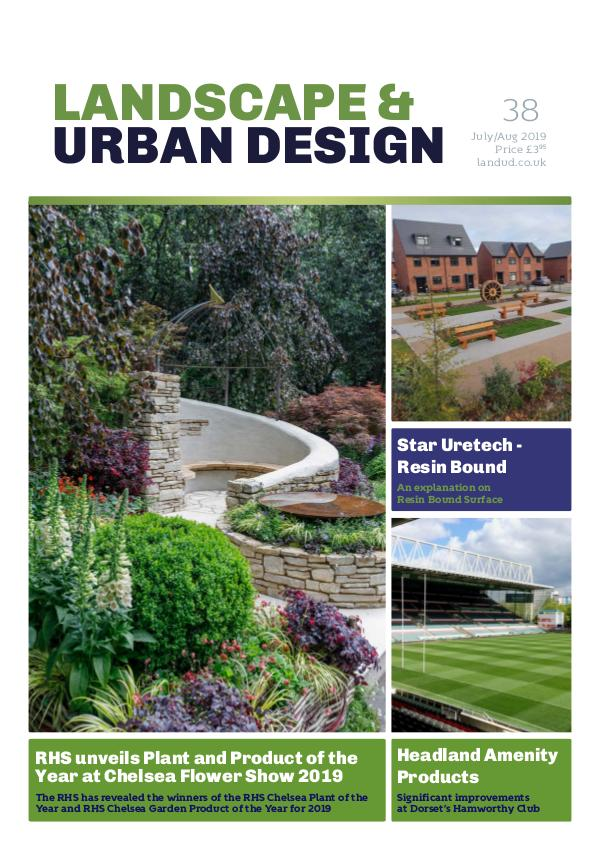 Landscape & Urban Design Issue 38 2019