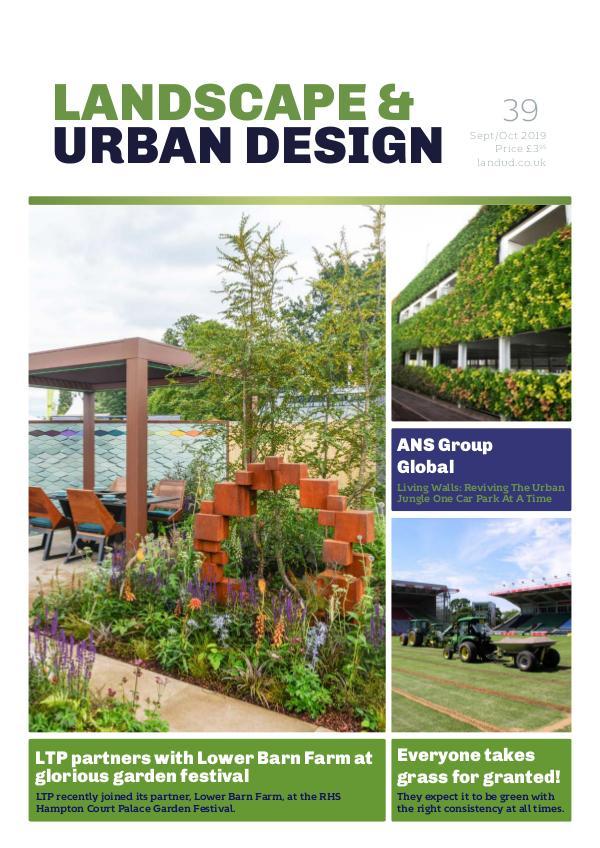 Landscape & Urban Design Issue 39 2019