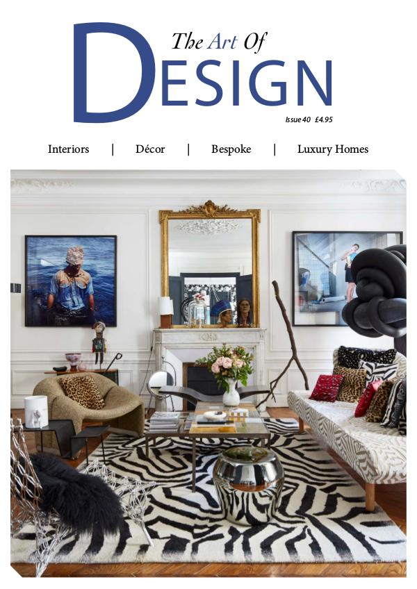 The Art of Design Issue 40 2019