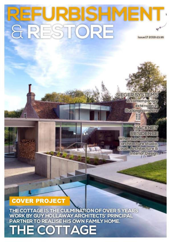 Refurbishment and Restore Issue 17 2019